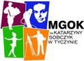 Miejsko Gminny Ośrodek Kultury im. Katarzyny Sobczyk w Tyczynie Logo