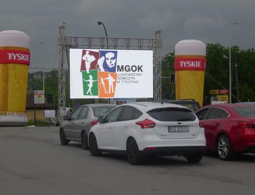 Kino Samochodowe w ramach Dni Tyczyna – 21.06.2020