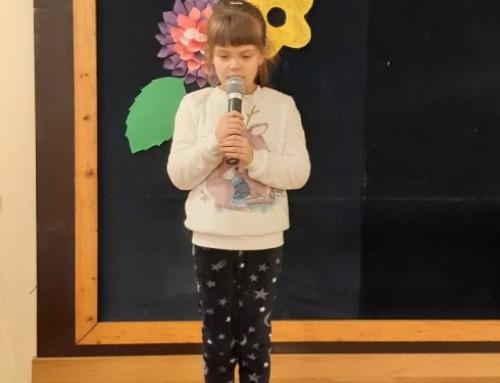Zajęcia wokalne dla dzieci w Domu Ludowym w Hermanowej